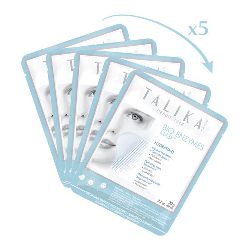 Bio Enzymes Hydrating Mask - Pack of 5 x 20g