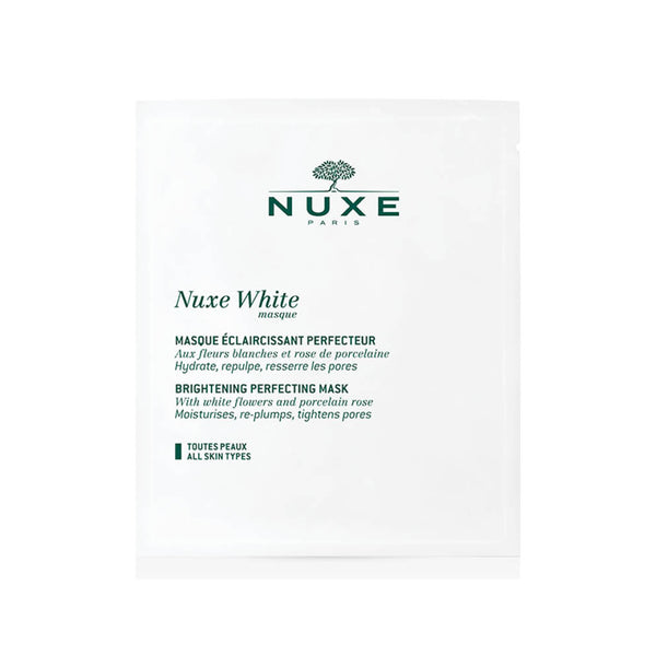 Nuxe White Brightening Perfecting Mask - Pack of 6 x 21ml