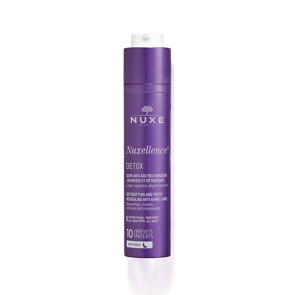 Nuxellence Detox Detoxifying and Youth Revealing Anti-Aging Care