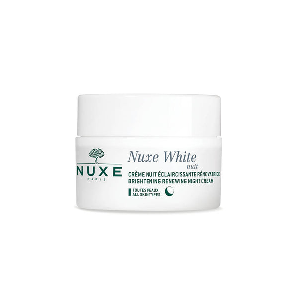 Nuxe White Nuit Brightening Renewing Night Cream