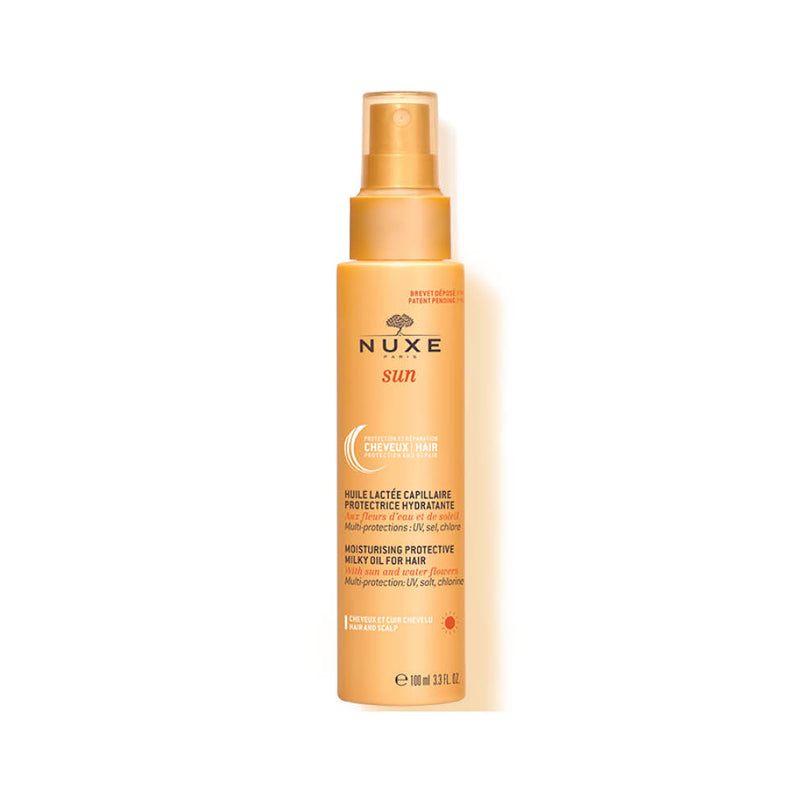 Sun Moisturizing Protective Milky Oil for Hair
