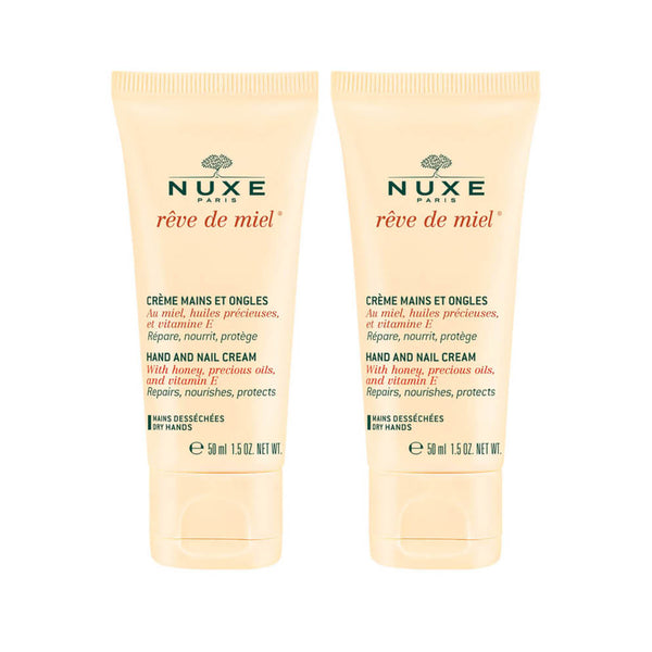 Rêve de Miel Hand and Nail Cream - Pack of 2 x 50ml