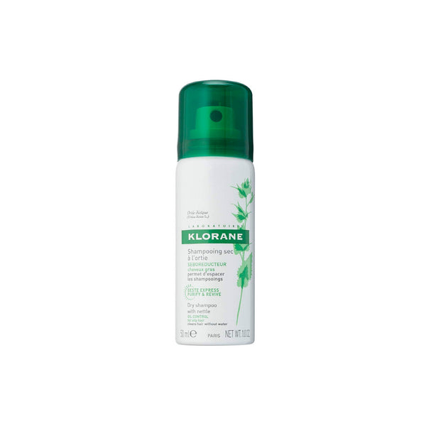Dry Shampoo with Nettle - Oil Control for Oily Hair