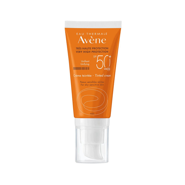 Very High Protection Tinted Cream SPF50+ - Dry Sensitive Skin
