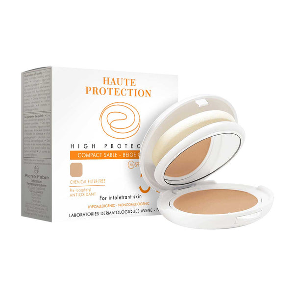 High Protection Tinted Compact SPF50 - Intolerant Skin