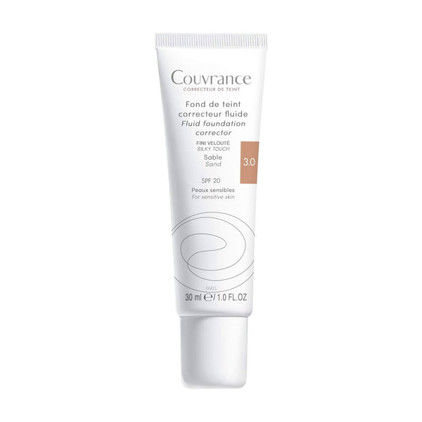 Couvrance Fluid Foundation Corrector SPF20 - Sensitive Skin