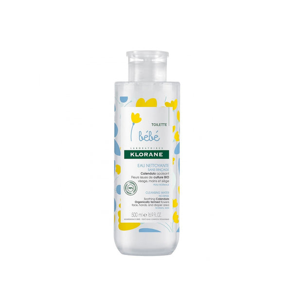 Bébé Cleansing Micellar Water - No Rinse Formula
