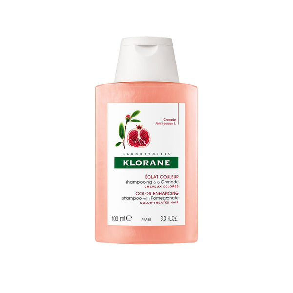 Color Enhancing Shampoo with Pomegranate - Color-Treated Hair