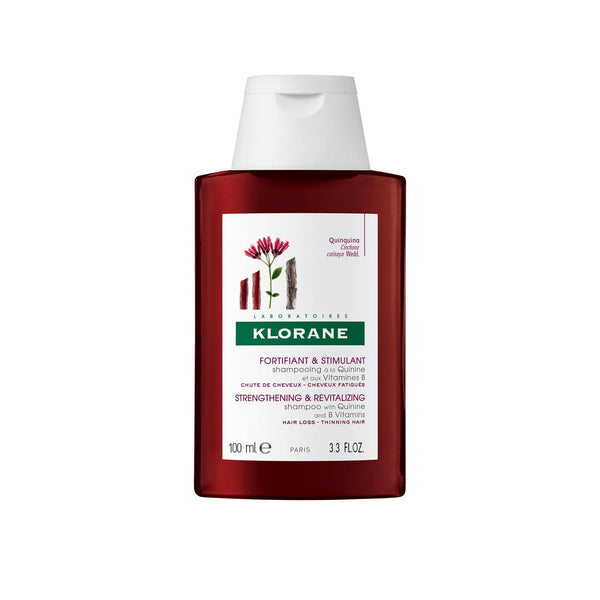Strengthening & Revitalizing Shampoo with Quinine and B Vitamins - Hair Loss