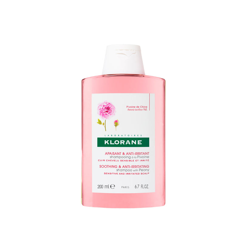 Soothing and Anti-Irritating Shampoo with Peony - Sensitive and Irritated Scalp