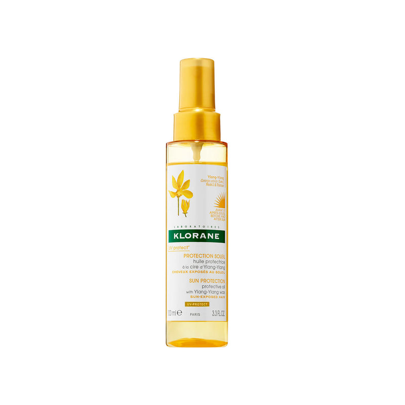 Sun Radiance Protective Oil with Ylang-Ylang Wax