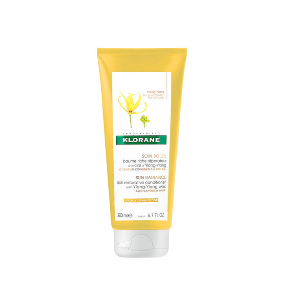 Sun Radiance Rich Restorative Conditioner with Ylang-Ylang Wax - Sun-Exposed Hair