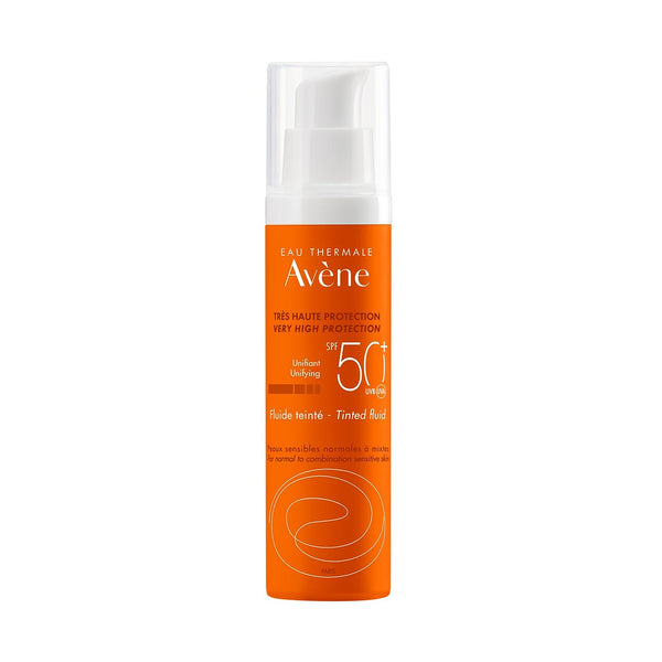 Very High Protection Tinted Fluid SPF50+ - Normal to Combination Sensitive Skin