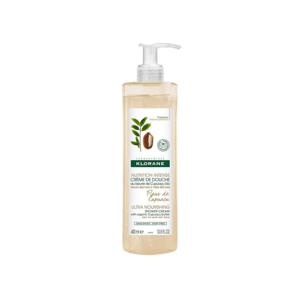 Ultra Nourishing Shower Cream with Organic Cupuaçu Butter - Dry to Very Dry Skin