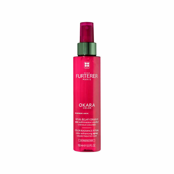 Okara Color - Color Radiance Ritual Color Enhancing Spray - Color-Treated Hair