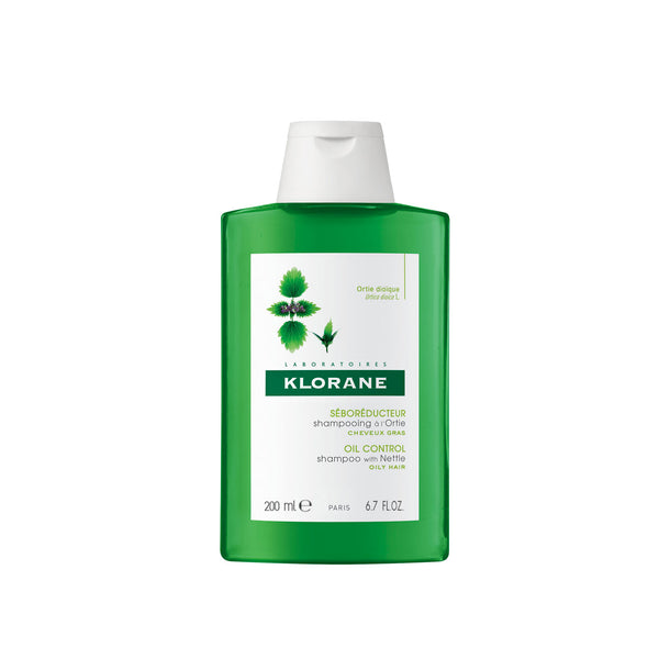 Oil Control Shampoo with Nettle - Oily Hair