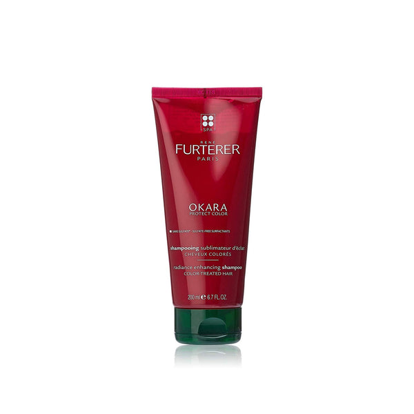 Okara Protect Color Radiance Enhancing Shampoo - Color-Treated Hair