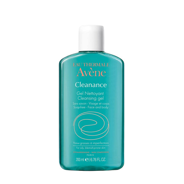 Cleanance Soap Free Cleansing Gel - Oily Blemish-Prone Skin