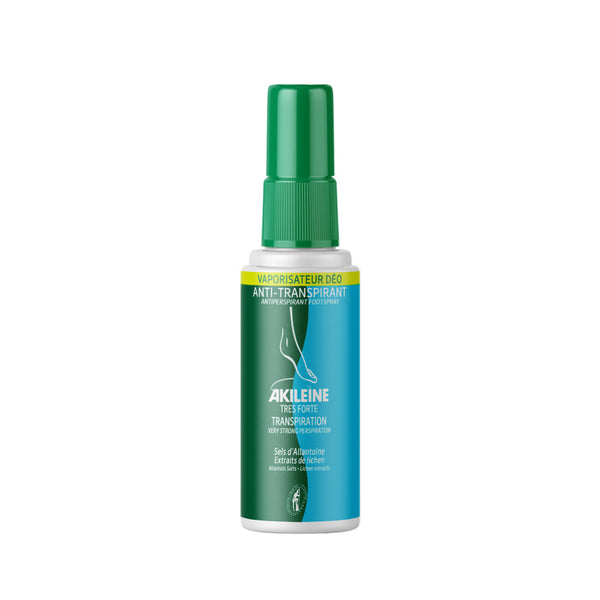 Akileine Antiperspirant Foot Spray