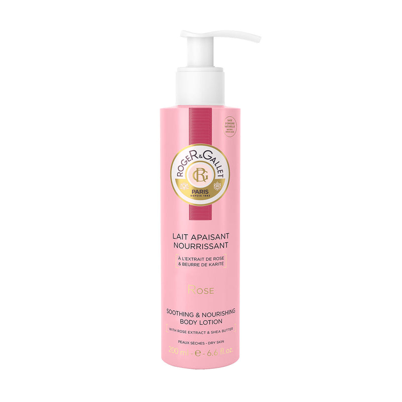 Rose - Soothing & Nourishing Body Lotion