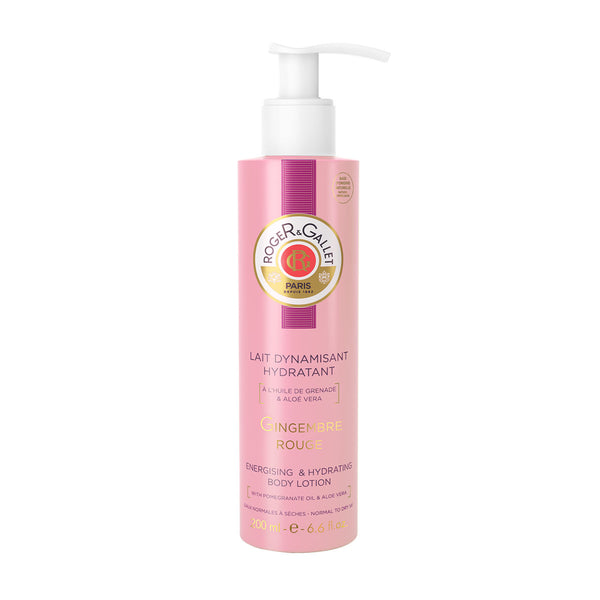 Gingembre Rouge - Energising & Hydrating Body Lotion
