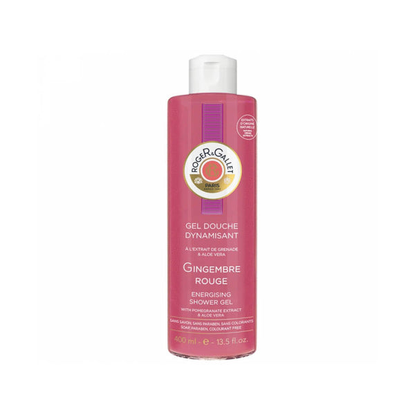 Gingembre Rouge - Energising Shower Gel