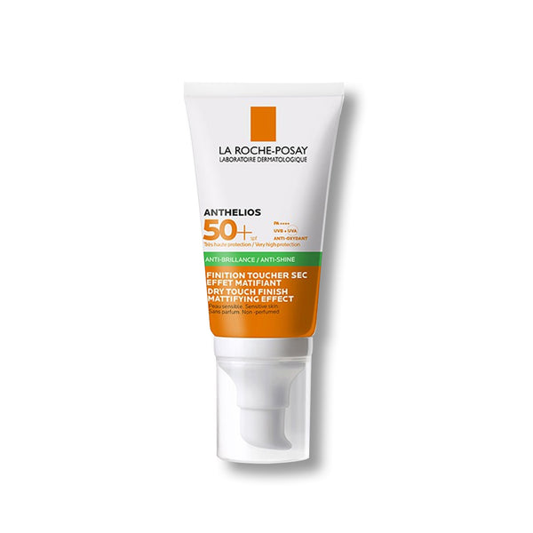 Anthelios XL SPF50+ Anti Shine Dry Touch Non-Perfumed Gel Cream