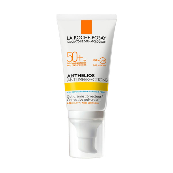 Anthelios Anti-Imperfections SPF50+ Corrective Gel-Cream - Oily & Acne Prone Skin