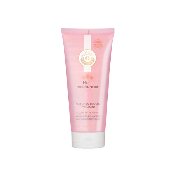 Rose Mignonnerie Shower Gel