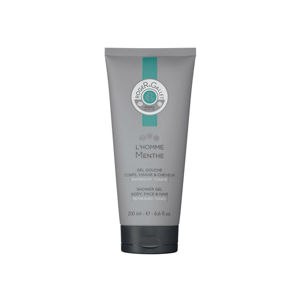 L'Homme Menthe Shower Gel - Body, Face & Hair