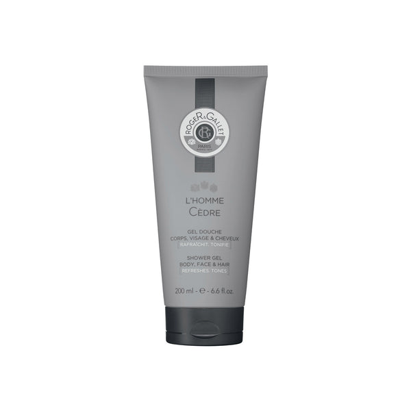 L'Homme Cèdre Shower Gel - Body, Face & Hair