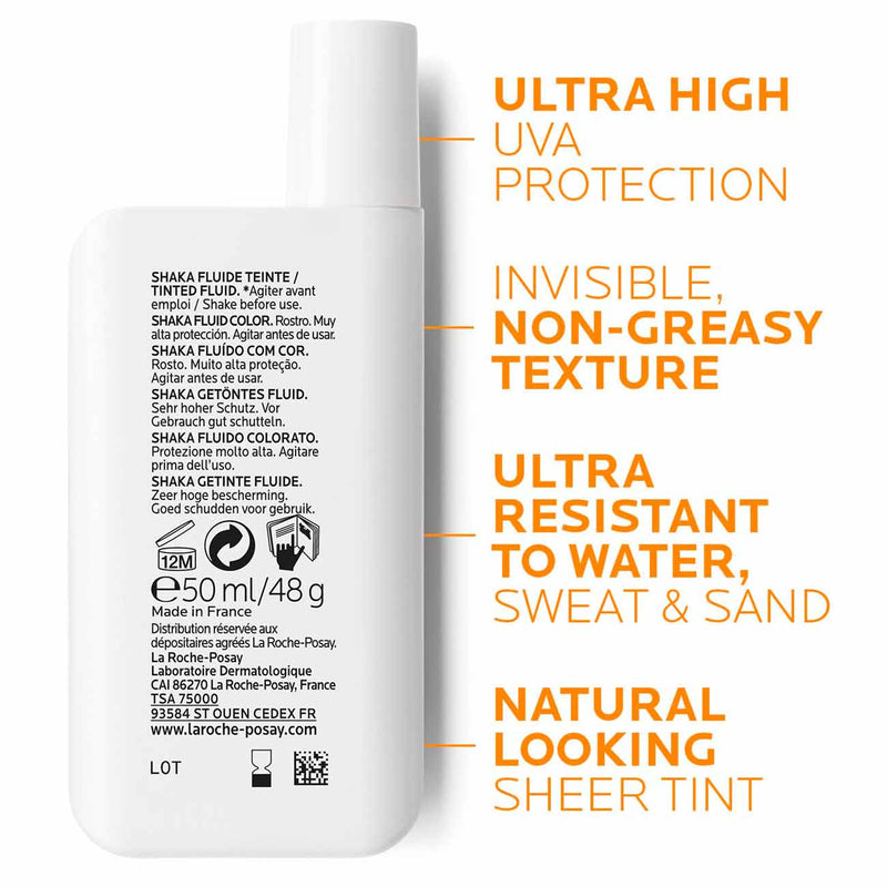 Anthelios Tinted Fluid SPF50+