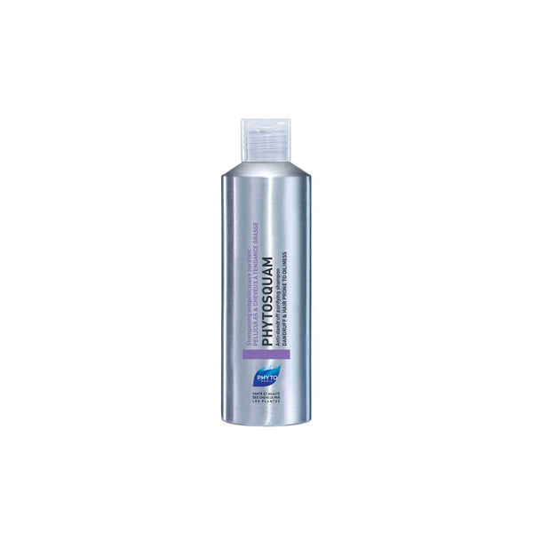 Phytosquam Anti-Dandruff Purifying Shampoo - Dandruff & Hair Prone to Oiliness