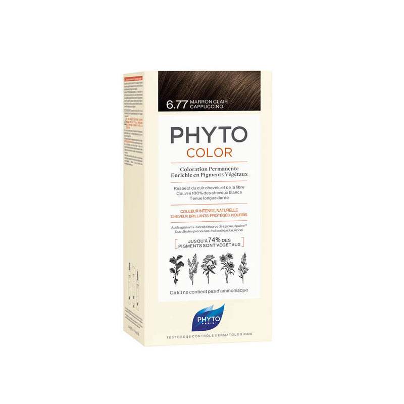 Phytocolor - Permanent Hair Color