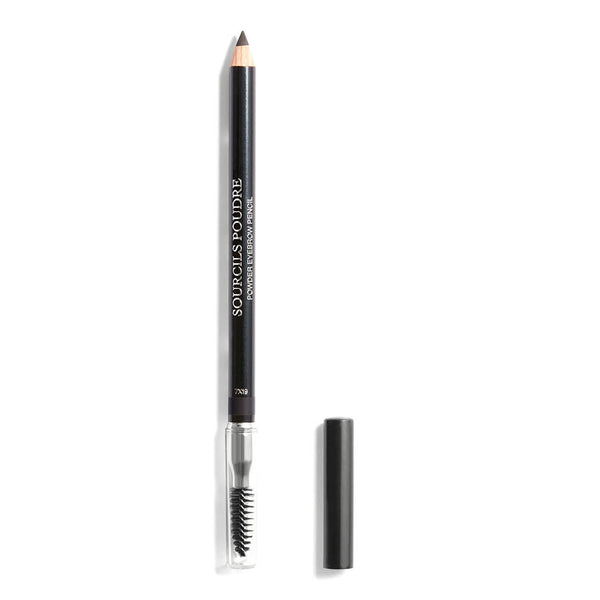 Sourcils Poudre - Powder Eyebrow Pencil with a Brush & Sharpener