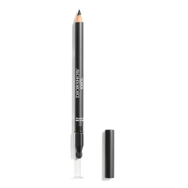 DiorShow Khôl High - Intensity Pencil Professional Hold with Blending Tip & Sharpener - Waterproof