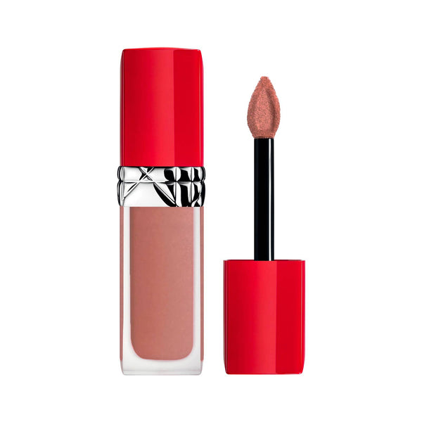 Rouge Dior Ultra Care Liquid - Flower Oil Liquid Lipstick - Ultra Weightless Wear Petal Velvet Finish