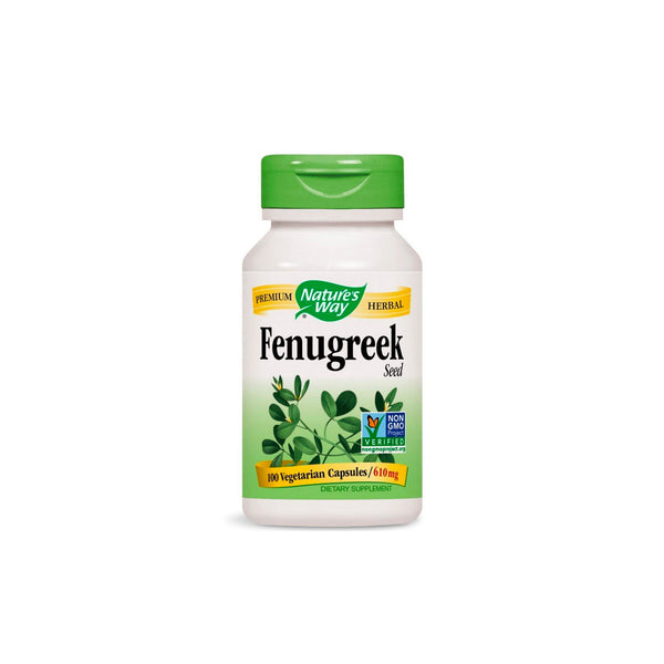 Fenugreek Seed 610mg