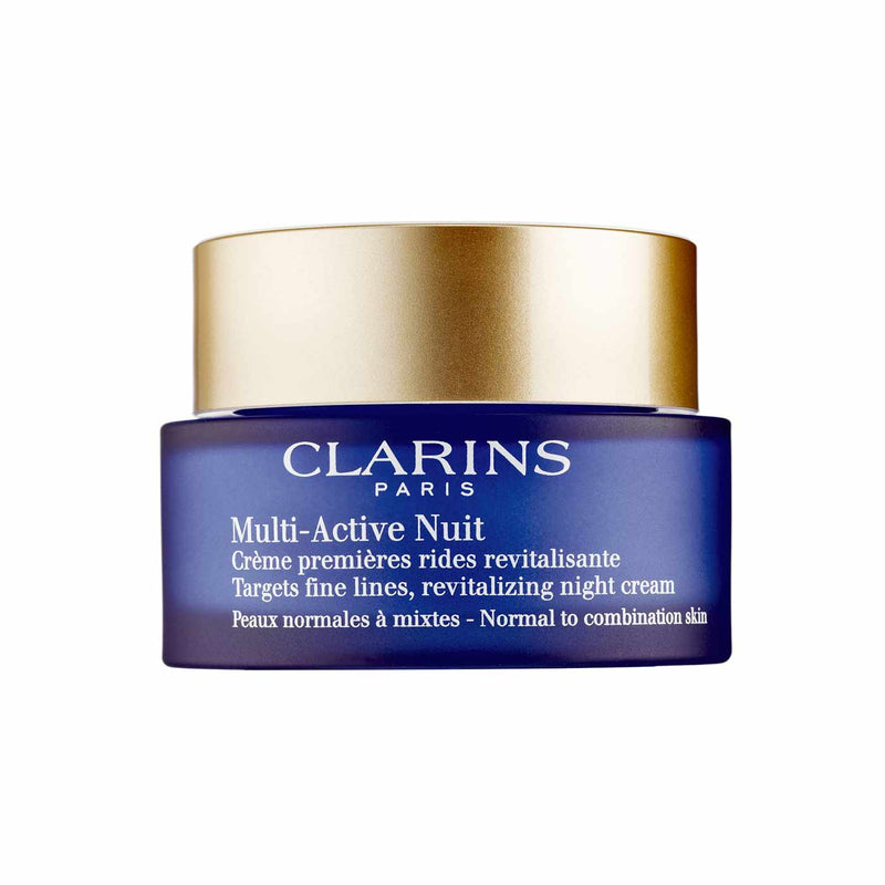 Multi-Active Nuit Targets Fine Lines Revitalizing Night Cream - Normal to Combination Skin