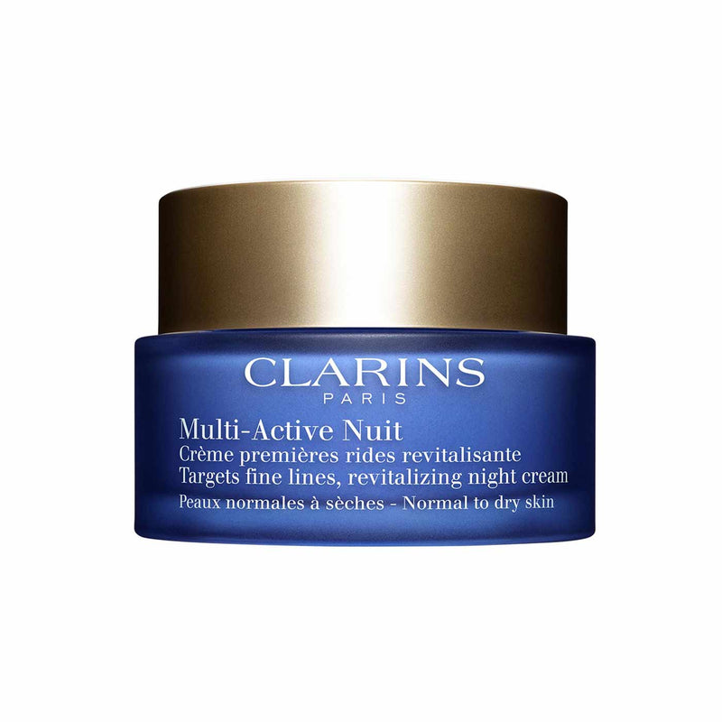 Multi-Active Nuit Revitalizing Night Cream - Normal to Dry Skin