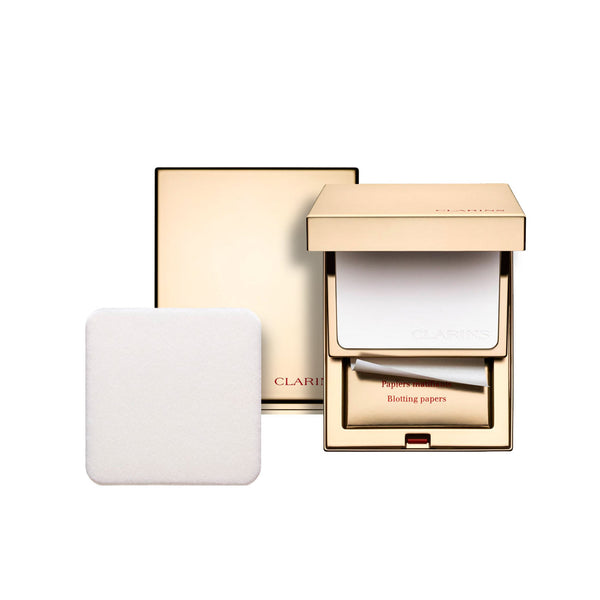 Pore Perfecting Matifying Kit: Smoothing Powder & Blotting Papers
