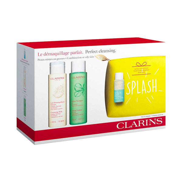 Perfect Cleansing Kit for Combination or Oily Skin