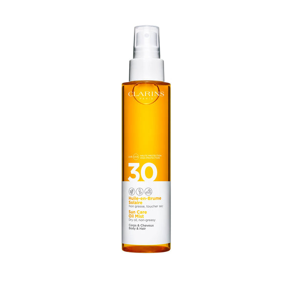 Sun Care Oil Mist Spray Body & Hair SPF30