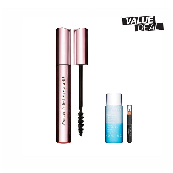 Show Stopping Eyes 4D Perfect Eyes Makeup Essentials Kit