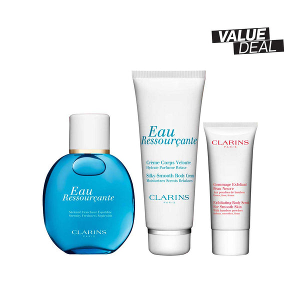 Eau Ressourçante Collection Gift Set