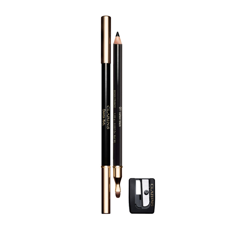 Crayon Kôhl Long-Lasting Eye Pencil with Brush & Sharpener