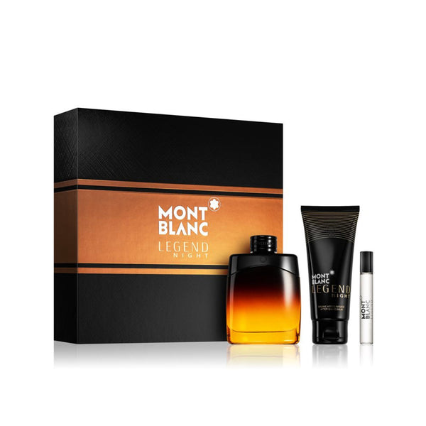 Legend Night Eau De Parfum Set For Men