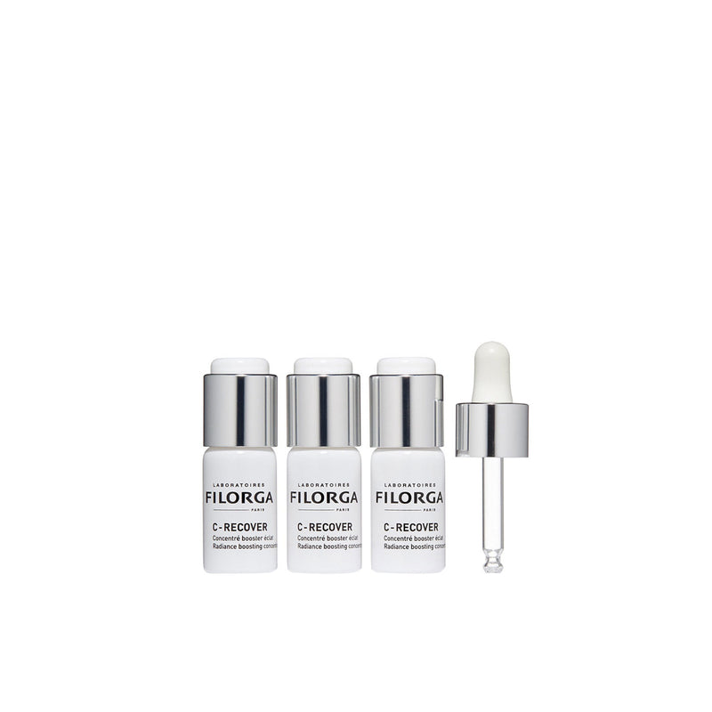 C-Recover - Radiance Boosting Concentrate - 3 Vials