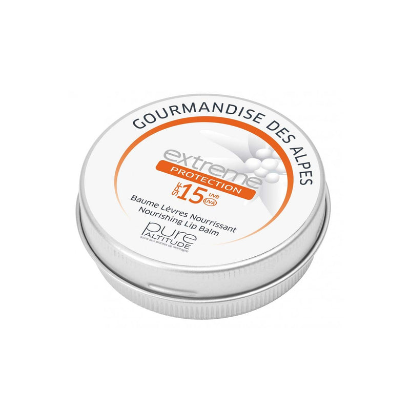 Gourmandise des Alpes Extreme Protection Nourishing Lip Balm SPF15