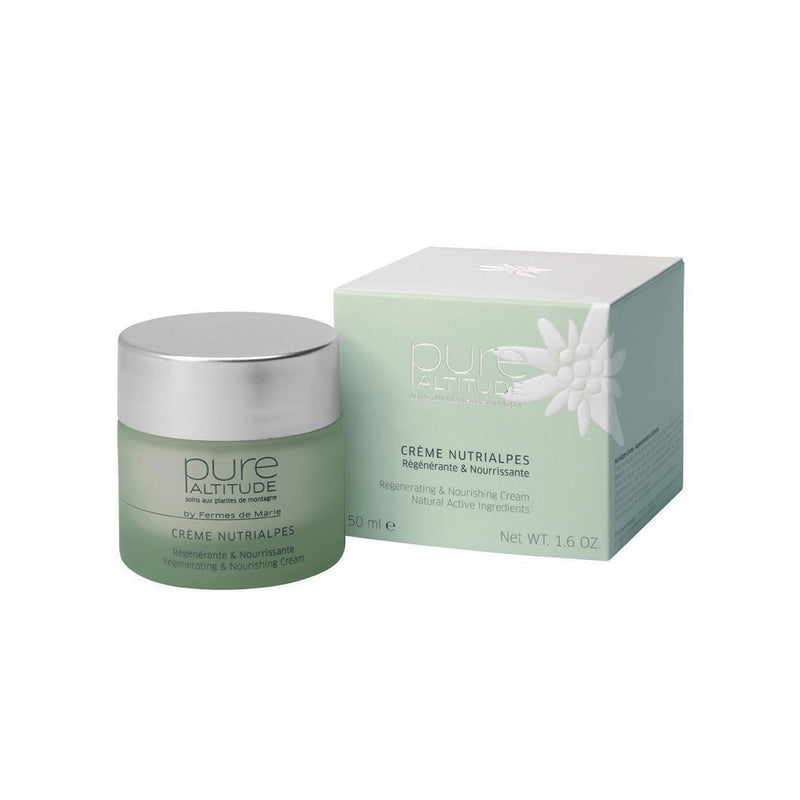 Crème Nutrialpes Regenerating & Nourishing Cream